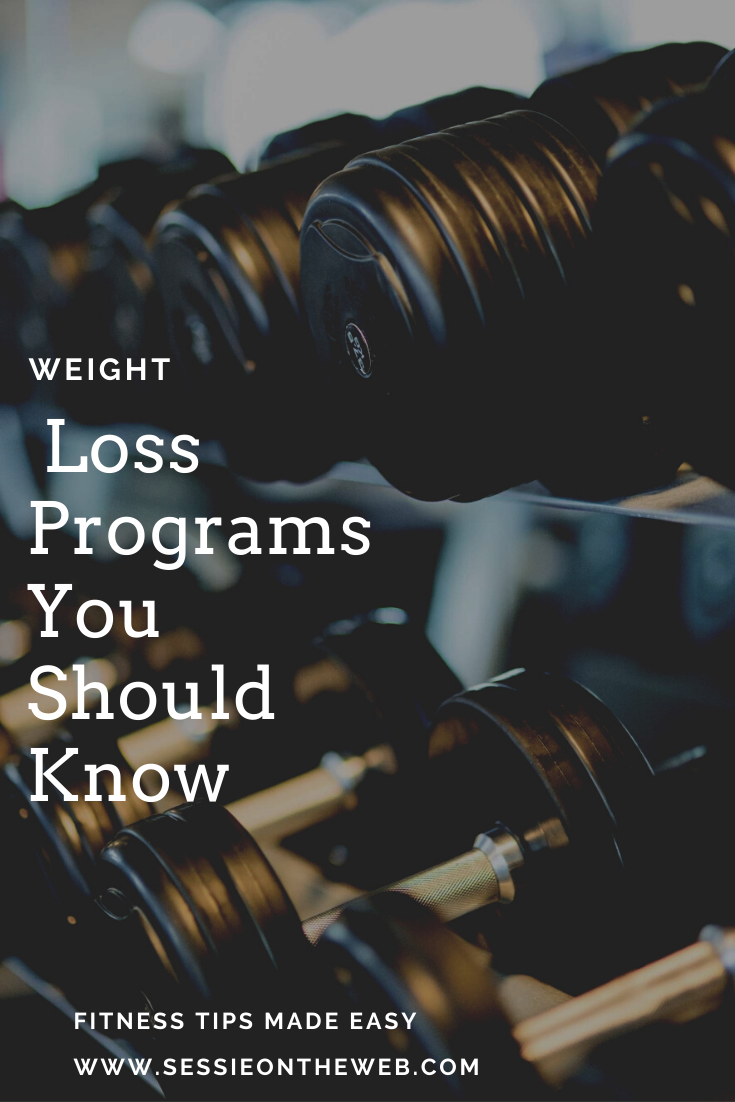 Weight Loss Programs You Should Know